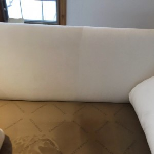 Cotton upholstery